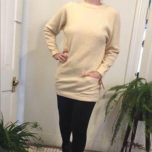 Liz Claiborne angora knit dress (NWT)
